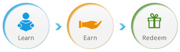 Teach Learn Web Rewards and Reports